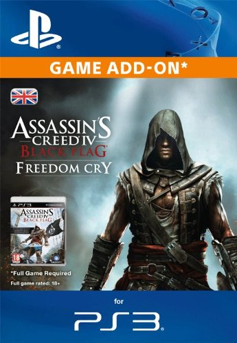 Assassin's Creed IV Black Flag - Freedom Cry [PS3 PSN Code - UK account]