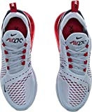 """Nike Mens Air Max 270"""" Ohio State Running Shoes"""