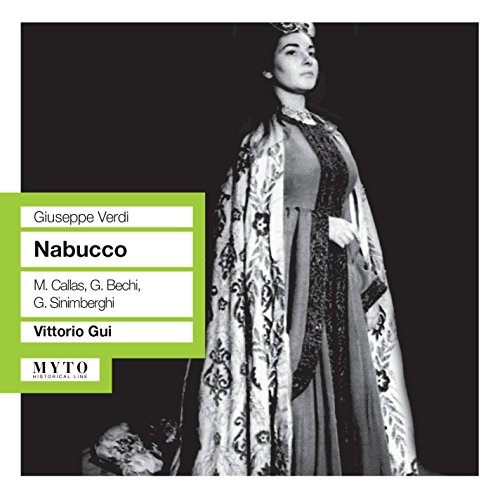Price comparison product image Verdi: Nabucco