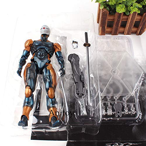 Amazon.com: VIZIKS Tactical Espionage Action Cyborg Ninja ...