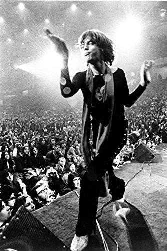 Gimme Shelter Mick Jagger Photo Print (1969)