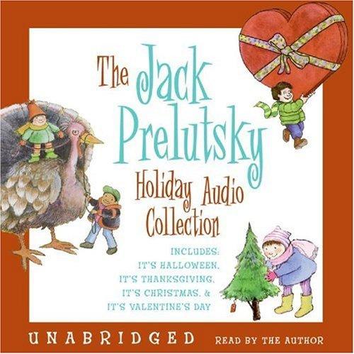 The Jack Prelutsky Holiday CD Audio Collection by Jack Prelutsky (2005-08-09)