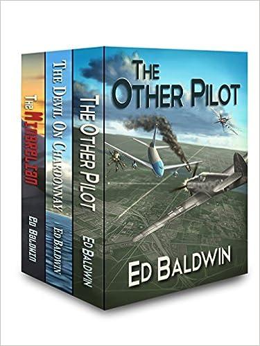 Vapaa eBook ladata tulta The Boyd Chailland Adventures:  boxed set in Finnish RTF by Ed Baldwin