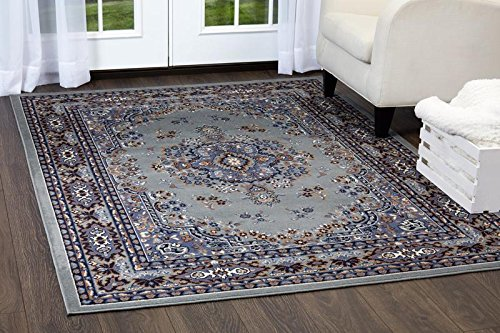 Cheap  Home Dynamix Premium Sakarya Area Rug by Traditional Persian-Inspired Carpet | Stylish..