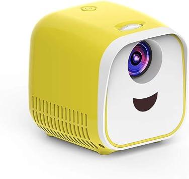 BOMAKER Mini Proyector para Niños Infantil Resolución 480*320 p ...