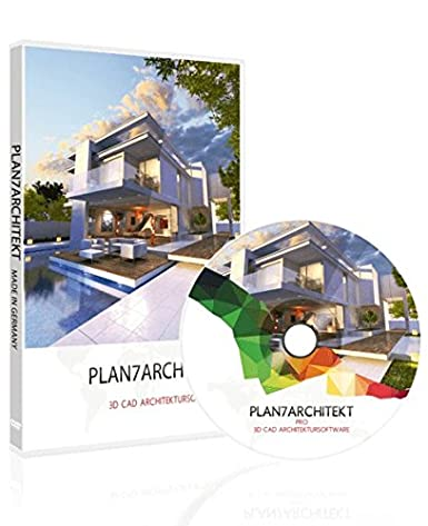 Plan7architekt Pro 2018 Profi 2d3d Cad Hausplaner Software