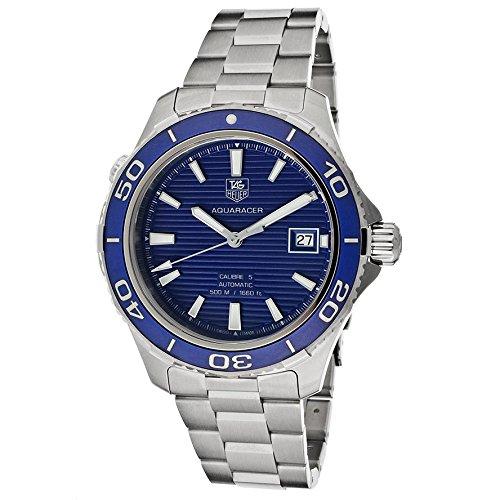 537e7821f8f7 Tag Heuer Aquaracer Men s Watch WAK2111.BA0830 - Import It All