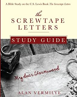 the screwtape letters study guide a bible study on the cs lewis book the screwtape