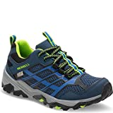 Best Merrell Athletic Shoes For Boys - Merrell Moab Fst Low Waterproof Sneaker Review
