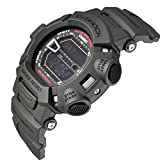 Casio Men s G9000 3V G Shock Green Mudman Digital Sports Watch