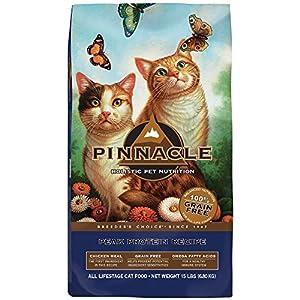 Pinnacle Dry Cat Food Reviews