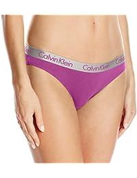 Calvin Klein Women's Logo Cotton Bikini Panty