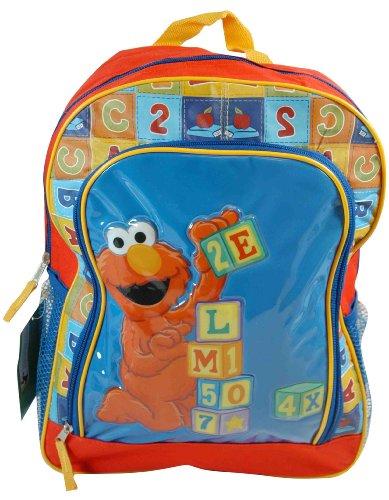 Sesame Street Elmo Backpack GLSILK
