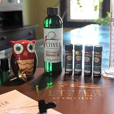 Artisan Perfume Kit