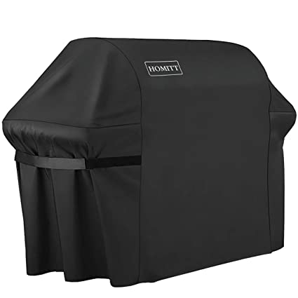 Amazon.com: Homitt Cubierta para parrilla de gas, 58-inch 3 ...