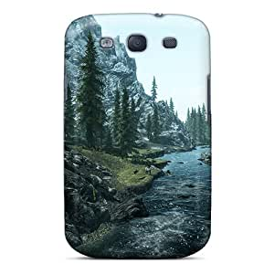 Potterace Cases Covers Protector Specially Made For Galaxy S3 Skyrim