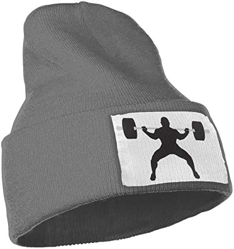 Muay Thai Kick Boxing Men/&Women Warm Winter Knit Plain Beanie Hat Skull Cap Acrylic Knit Cuff Hat