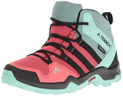adidas outdoor Kids Terrex AX2R Mid Climaproof Lace-up Boot