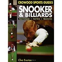 Snooker and Billiards: Techniques, Tactics, Training