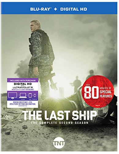 Blu-ray : The Last Ship: The Complete Second Season (3 Pack, Slipsleeve Packaging, 3 Disc)