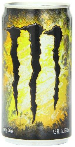 Monster Rehab Energy Drink Lemonade