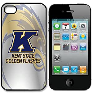 NCAA Kent State Golden Flashes Iphone 5 Case Cover