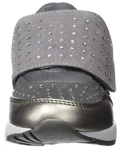 Oca Loca 7061-97, Zapatillas Para Niñas Gris (Pewter)