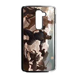 Guardians of the Galaxy LG G2 Black White Phone Case Gift Holiday &Christmas Gifts& cell phone cases clear &phone cases protective&fashion cell phone cases NYRGG69701156