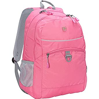Amazon.com: SwissGear Backpack Bubble Gum (Pink): Computers ...