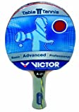 VICTOR Table Tennis Bat A-21, Grey, One size, 885 / 0 / 4 by Victor