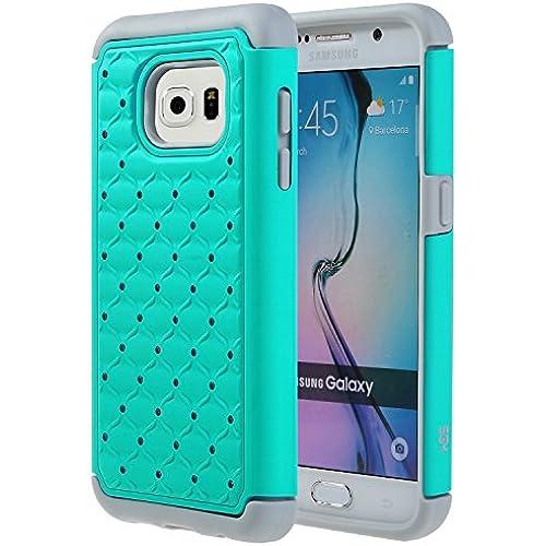S7 Case, Galaxy S7 Case, SGM Hybrid Gel Rhinestone Bling Armor Defender Case for Samsung Galaxy S7 Sales