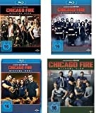 Chicago Fire - Staffel Eins bis Vier im Set - Deutsche Originalware [20 Blu-rays]