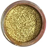 Gold Highlighter DUST (7 Grams) (7 Grams Net. Container) by Oh! Sweet Art Corp