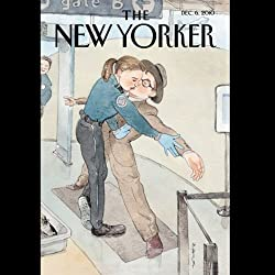 The New Yorker, December 6th 2010 (Connie Bruck, Gay Talese, Lizzie Widdicombe)