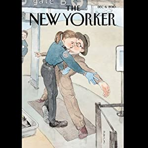 The New Yorker, December 6th 2010 (Connie Bruck, Gay Talese, Lizzie Widdicombe) Periodical