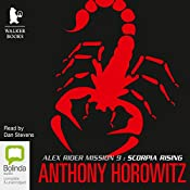 Scorpia Rising | Anthony Horowitz