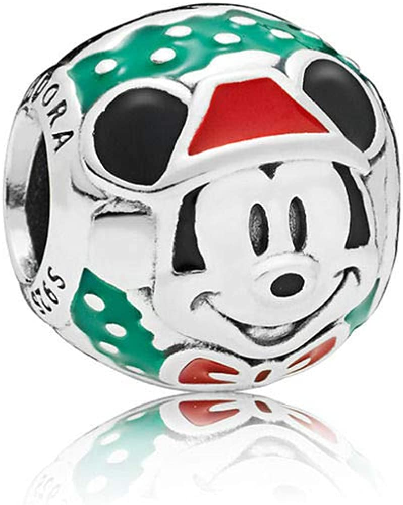Clear silver 50 14mm Resin Charms Mickey Minnie Mouse Head Charms Craft Making Charms.