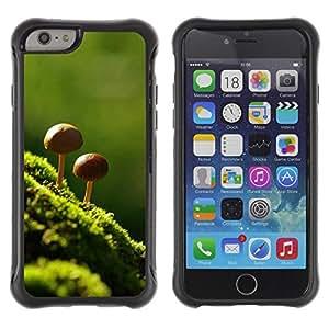 "Hypernova Defender Series TPU protection Cas Case Coque pour Apple Iphone 6 PLUS 5.5 [Naturaleza Hermosa Forrest verde 8""]"