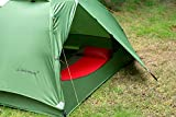 Clostnature 4-Person Tent for Camping, Waterproof