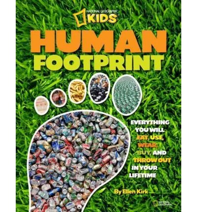 Download Human Footprint: Everything You Will Eat, Use, Wear, Buy, and Throw Out in Your Lifetime PDF