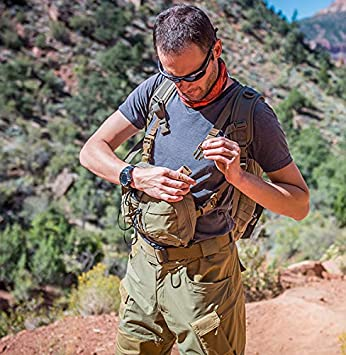 Helikon-Tex Bushcraft Line Chest Pack Numbat