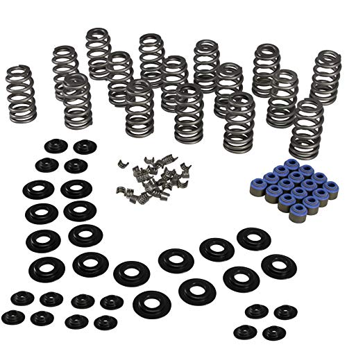Steel Spring Retainers - COMP Cams 26918CA-KIT .600
