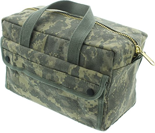 Heavy Duty Military Small Mechanics Tool Bag (11