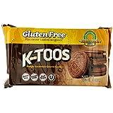 Kinnikinnick Foods Gluten Free KinniToos Fudge Sandwich Creme Cookies, 220g
