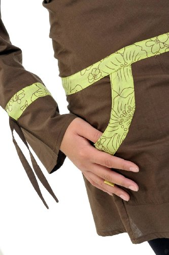 Fantazia - Camiseta sin mangas - para mujer marrón