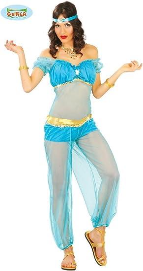 Disfraz de Bailarina Árabe para mujer: Amazon.es: Juguetes y juegos