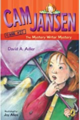 Cam Jansen: Cam Jansen and the Mystery Writer Mystery #27 Kindle Edition