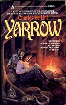Yarrow by Charles de Lint science fiction and fantasy book and audiobook reviews