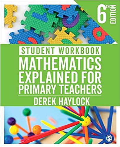 Student Workbook Mathematics Explained for Primary Teachers, Sixth Edition