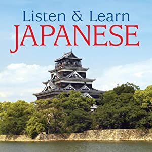 Listen & Learn Japanese Audiobook